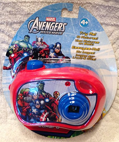 Marvel Avengers Assemble Camera