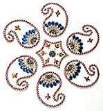 HP Drake Handicrafts Rangoli Design