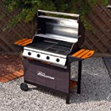 Fire Mountain Matterhorn 4 Burner Gas Barbecue