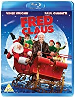 Fred Claus [Blu-ray] [2007] [Region Free]