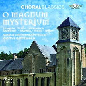O Magnum Mysterium - 4CD+CDROM