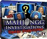 Mahjongg Investigations: Under Suspicion - jc - PC