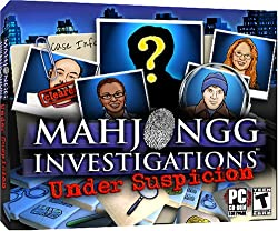 Mahjongg Investigations: Under Suspicion - jc (PC)