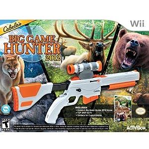 坎贝拉危险狩猎 2012 Wii版