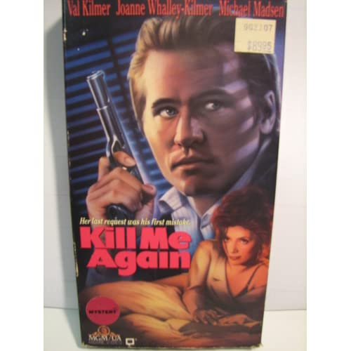 Nick Dimitri Wallpapers Again VHS Val Kilmer Joanne Whalley Pat Mulligan Nick Dimitri