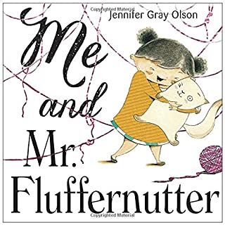 Book Cover: Me and Mr. Fluffernutter