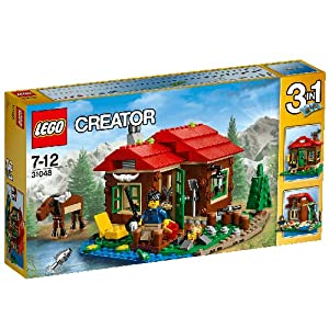LEGO Creator 31048: Lakeside Lodge Mixed