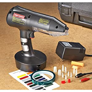 Craftsman Complete Portable Powder Coating System