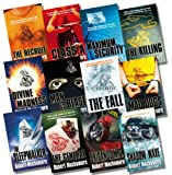 Robert Muchamore CHERUB Pack, 12 books, RRP £83.88 (Shadow Wave; Brigands M.C; Class A; Divine Madness; Mad Dogs; Man Vs. Beast; Maximum Security; The Fall; The General; The Killing; The Recruit; The Sleepwalker).