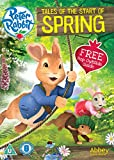 Peter Rabbit:The Tales Of The Start Of Spring - INCLUDES FREE HOP-A-LONG GUIDE [DVD]