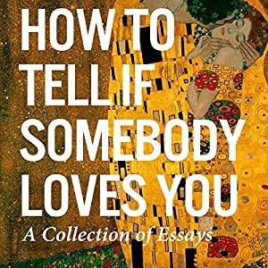 How to Tell If Somebody Loves You Audiobook