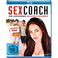 Sexcoach [Blu-ray]