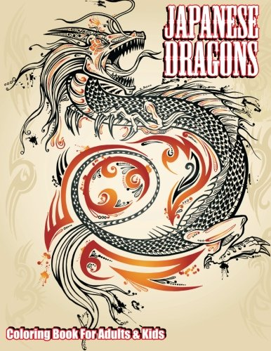 Dragon Coloring Book Pages