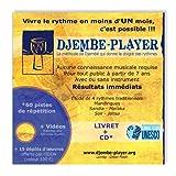 echange, troc  - Djembe Player méthode djembé CD Djembe Player + play back + Livret sans solfège
