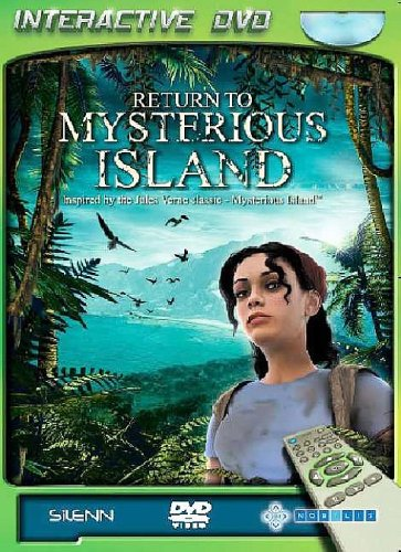 Return To Mysterious Island - Interactive Dvd [2007]
