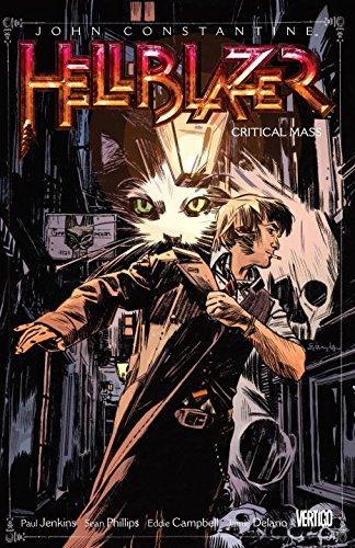 Hellblazer, Vol. 9: Critical Mass (Hellblazer New Edition, #9)