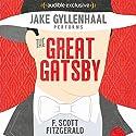 The Great Gatsby Hörbuch von F. Scott Fitzgerald Gesprochen von: Jake Gyllenhaal