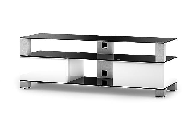 'SONOROUS MD 9140-INX B Wht TV di mobili per 60TV