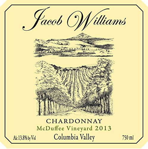 2013 Jacob Williams Winery Chardonnay (Stainless) 750 Ml
