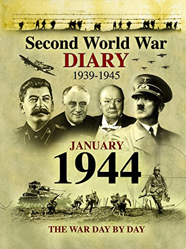 Second World War Diaries - January 1944