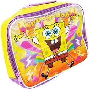 Spongebob Square Pants Lunch Bag Box