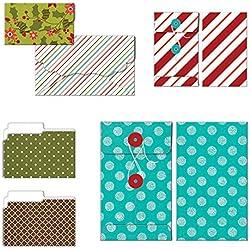 Fancy Pants Designs Oh Deer! Patterned Envelopes and Folders