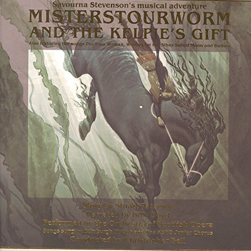 Misterstourworm and the Kelpie's Gift, Part 1 - The Challenge