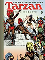 Tarzan par B Hogarth T05