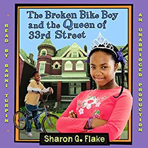 The Broken Bike Boy and the Queen of 33rd Street Audiobook
