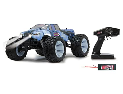 Jamara - 053362 - Maquette - Camion - Tiger Ice Bl Lipo 4wd 2,4ghz - 13