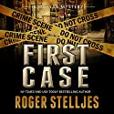 First Case: McRyan Mystery Series Prequel Audiobook by Roger Stelljes Narrated by Johnny Peppers