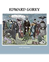 Edward Gorey 2016 Calendar