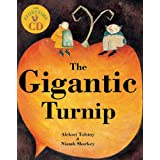 Gigantic Turnip, The (Tell Me a Story) (Hardcover with CD) (Book & CD) ~ graf Aleksey...