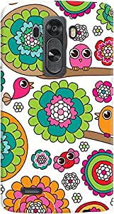 DailyObjects Bird Tree Case For LG G4 H818N