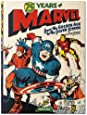 75 Years of Marvel Comics: From the Golden Age to the Silver Screen
