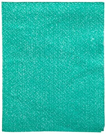 """Brawny Dine-A-Wipe 29419 Green 1/4 Fold Foodservice Busing Towel, 17"""" Length x 13"""" Width (Case of 6 Poly Packs, 40 per Pack)"""