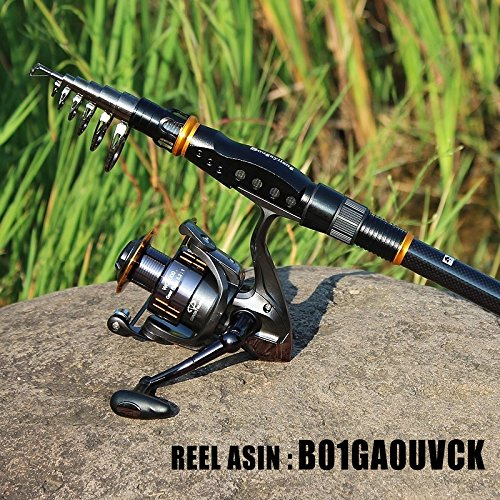 Sougayilang spinning telescopic fishing rod graphite for Fishing rod price