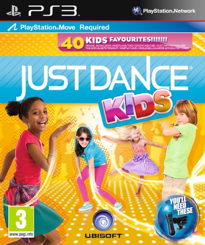Just Dance Kids (Ps3) Playstation Move Required