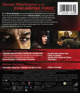 The Equalizer [Blu-ray] from Sony Pictures Home Entertainment