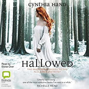 Hallowed: Unearthly Novels, Book 2 | [Cynthia Hand]