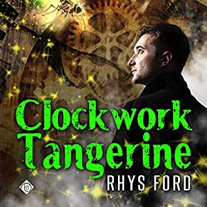 Clockwork Tangerine Audiobook