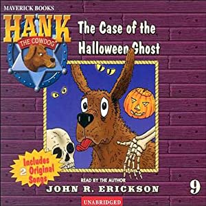 The Case of the Halloween Ghost | [John R. Erickson]