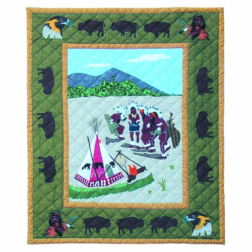 Indian Fleece Blankets