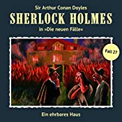 Ein ehrbares Haus (Sherlock Holmes - Die neuen Fälle 27) | Andreas Masuth