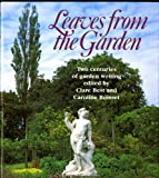 img - for Leaves from the Garden: Two Centuries of Garden Writing book / textbook / text book
