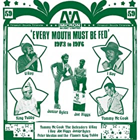 Micron Music Presents: Every Mouth Must Be Fed 1973-1976
