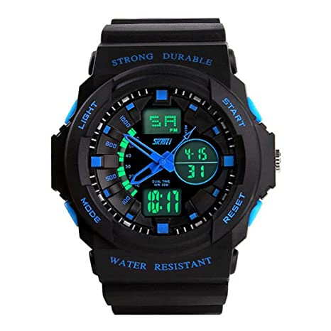 SKMEI-Fashion-Multi-Function-Waterproof-Digital-LCD-Alarm-Date-Mens-Military-Sport-Wrist-LED-Watch