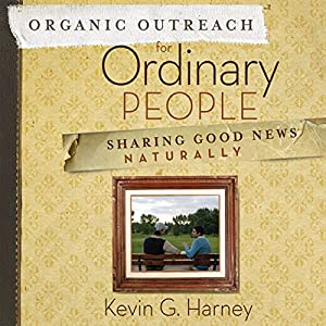 Organic Outreach for Ordinary People Audiobook