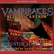 Vampirates: Blood Captain | Justin Somper