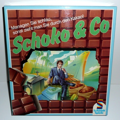 Schoko & Co. box cover